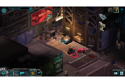 Shadowrun Returns (PC/Mac) :: Games :: Paste