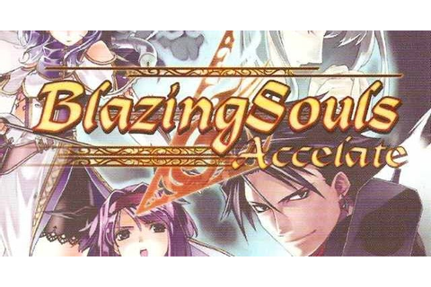 Blazing Souls - Accelate Psp Iso Ppsspp Free Download ...