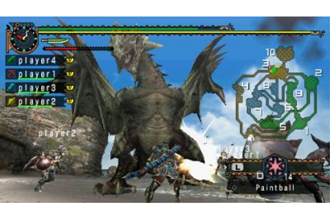 Monster Hunter Freedom 2 - PSP - Review - GameZone