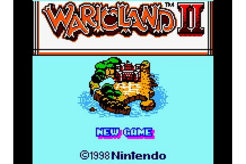 Wario Land II (GBC) - 100% Longplay - YouTube