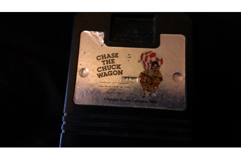 chase the chuck wagon | fuzzygamers