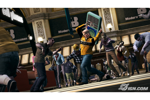 Zombies And Toys: Dead Rising 2 - game review