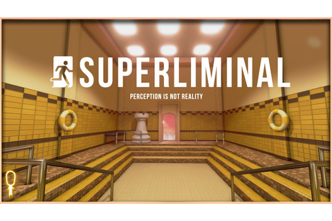 SUPERLIMINAL | Forced Perspective Mind Bendy Puzzle Game ...