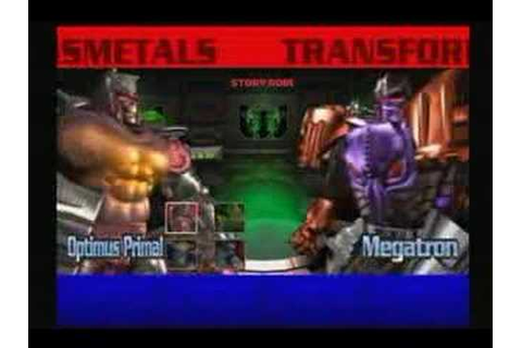 Transformers Beast Wars Transmetals Maximals gameplay ...