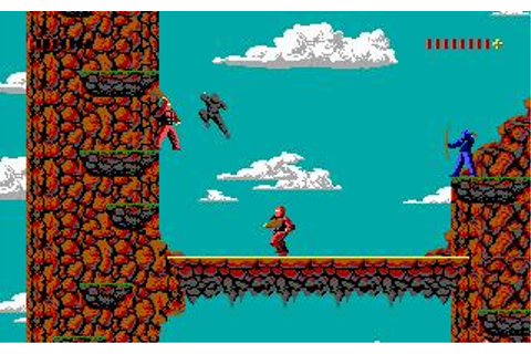 Shadow Knights Download (1990 Arcade action Game)
