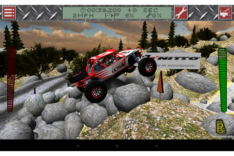 ULTRA4 Offroad Racing iOS, iPad, Android, AndroidTab game ...