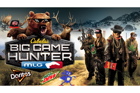 MLG-Cabela's Big Game Hunter Intro by DINOX86 - YouTube