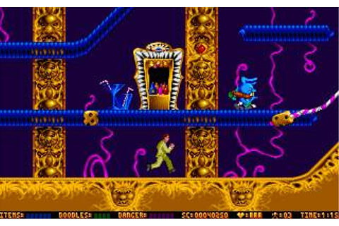 Cool World Download (1992 Arcade action Game)