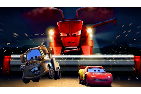 Cars: Mater National Championship - Tractor Tipping 1-6 ...