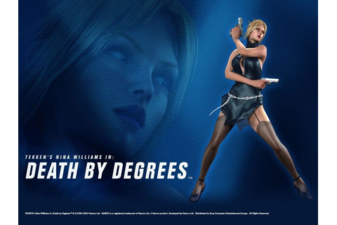 Death by Degrees screenshots for PlayStation 2