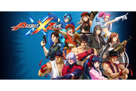 Project X Zone | Nintendo 3DS | Games | Nintendo