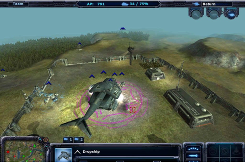Ground Control 2 Operation Exodus Game - Games Free FUll ...