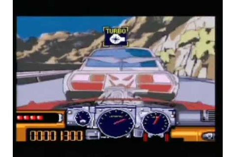 Vidéotest Road Avenger ( Mega CD ) - YouTube