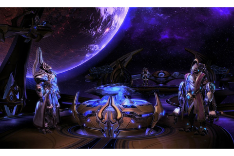 Starcraft 2: Legacy of the Void First Trailer Shows ...