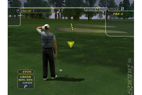 Screens: ProStroke Golf: World Tour 2007 - PS2 (44 of 48)