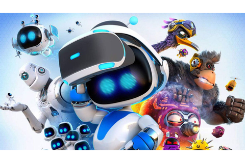 Astro Bot Rescue Mission Review - IGN