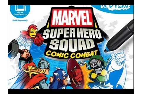 Marvel Super Hero Squad: Comic Combat - Gameplay Trailer ...