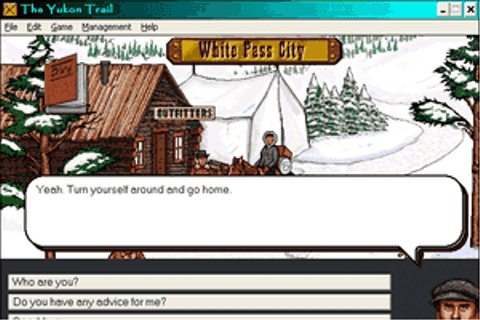 Download The Yukon Trail - My Abandonware