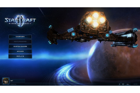 StarCraft 2: Wings of Liberty - Free Download Full Version ...