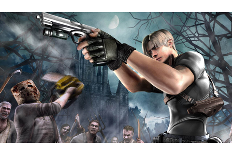 CGRundertow RESIDENT EVIL 4 HD for PlayStation 3 Video ...