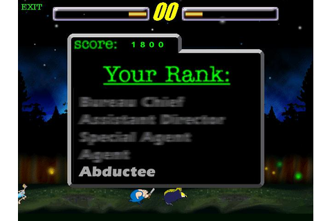 X-Fools: Abduct This! Download (2000 Arcade action Game)