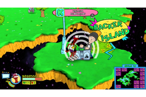 ToeJam & Earl Back in the Groove (37) - Le Mag Jeux High-Tech