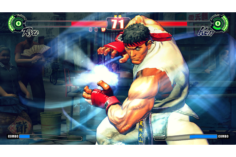 Amazon.com: Street Fighter IV - PC: Video Games