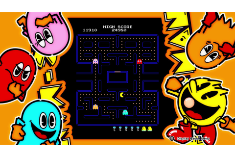 Arcade Game Series: Pac-Man review - The Pac is back on ...