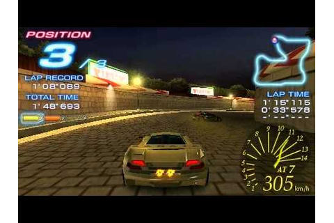 Ridge Racers 2★☆ SURVIVAL : SPECIAL 1 = Angelus [AT Player ...