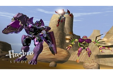 Beast Wars: Transformers - Attack the Maximals - YouTube