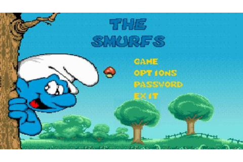 The Smurfs gameplay (PC Game, 1994) - YouTube