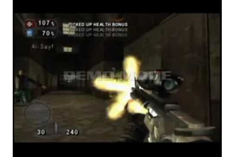 Americas 10 Most Wanted - PS2 demo ft Face - YouTube