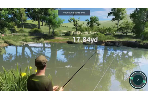 Dovetail Games Fishing (Phase 2) - YouTube