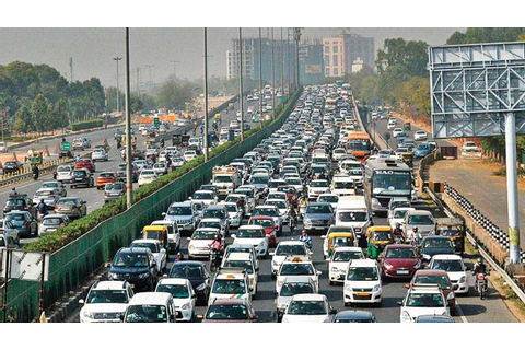 You have converted Delhi into one big traffic zone: Delhi ...