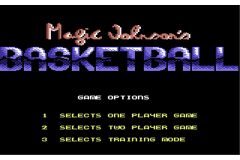 Download Magic Johnson's Fast Break - My Abandonware