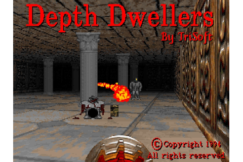 Download Depth Dwellers | DOS Games Archive