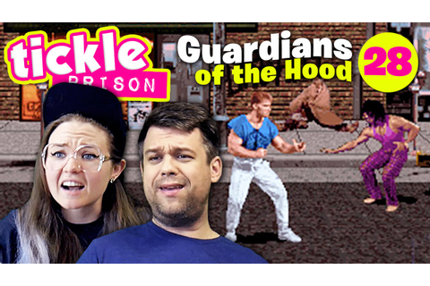Guardians of the Hood Arcade game #2 : Tickle Prison - YouTube