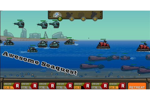 Awesome Seaquest | Play the Game for Free on PacoGames