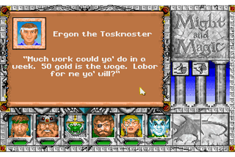 Might and Magic III: Isles of Terra - My Abandonware