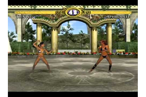Bikini Karate Babes 2: Warriors of Elysia, full game ...