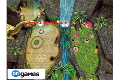 World Games New And Old: Adventure Pinball Forgotten ...