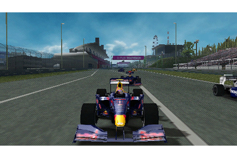 F1 2009™ Game | PSP - PlayStation