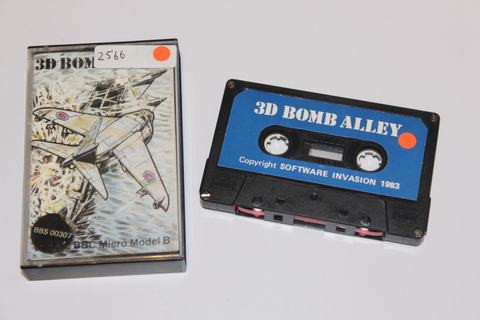3D Bomb Alley - For Sale - Game Bytes - Retro Video Games ...