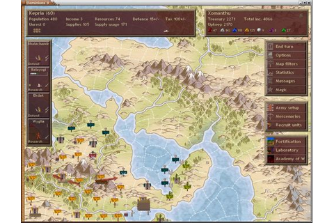Dominions 3: The Awakening Torrent « Games Torrent
