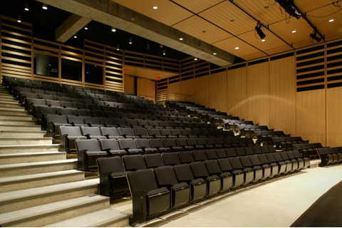 Auditorium Acoustics 103: Speakers Make Sound, Acoustics ...