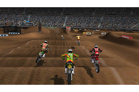 2XL Supercross HD - by 2XL Games - Page 2 - Touch Arcade