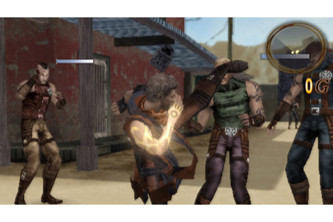 God Hand Game | PS2 - PlayStation