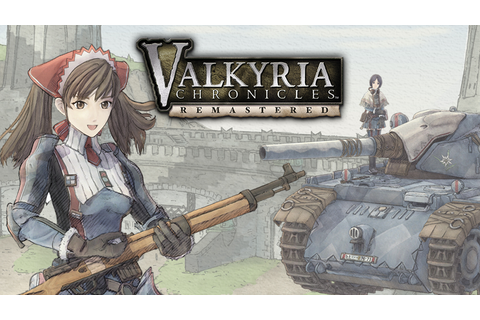 Valkyria Chronicles Remastered Game | PS4 - PlayStation
