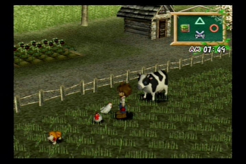 Free Download Pc Games Harvest Moon A Wonderful Life ...