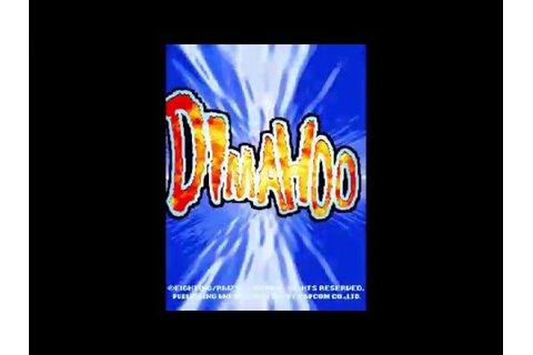 Dimahoo Intro (Arcade) - YouTube